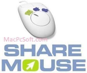 ShareMouse 5.0.27 Crack + License Key (Torrent) Download