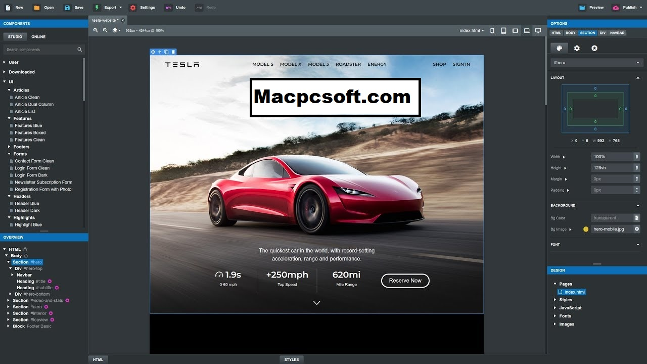 download bootstrap studio for windows