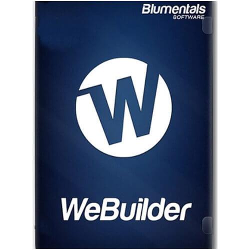 Blumentals WeBuilder 16.0.0.225 Crack Multilingual (Newest) 2020