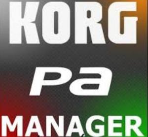 KORG PA Manager 3.3 Crack + Activation Code Free Download