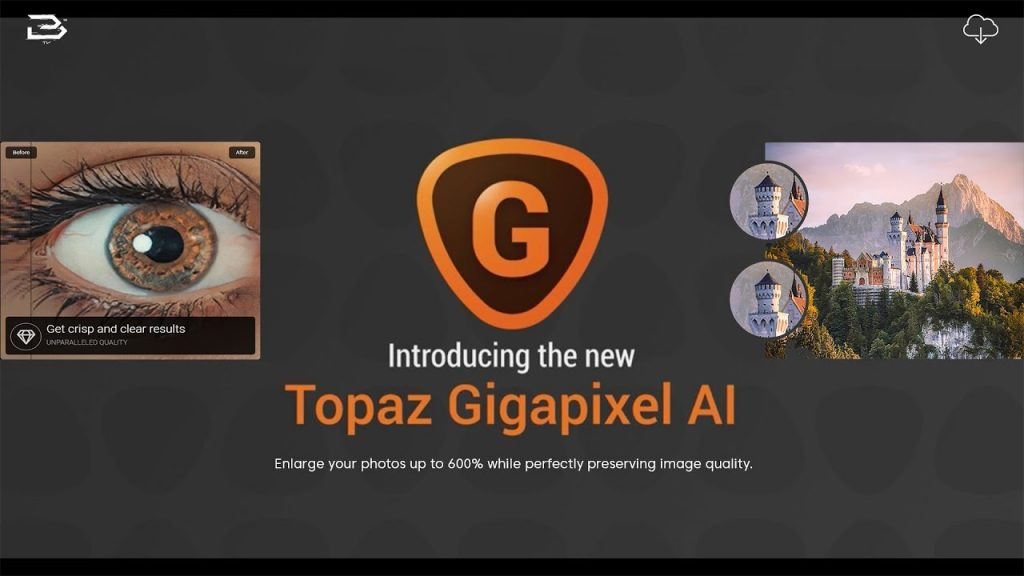 Topaz Gigapixel AI 5.0.3 With Crack Free Download