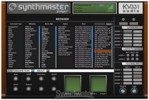 KV331 SynthMaster VST 2.9.8 Full Crack Free Download [Mac&Win]