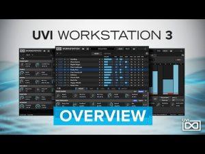 UVi Workstation Crack 3.0.24 Free Download With Torrent – VST Plugin