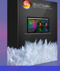 3D LUT Creator Pro 2 Crack + Serial Key Free Download (2021)