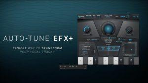 AutoTune EFX 3.0 Crack Plus License Code (Mac) Free Download